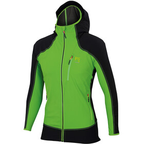 Karpos Parete Jacket Men apple green/black